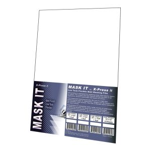 Mask It Low-Tack Adhesive Sheets