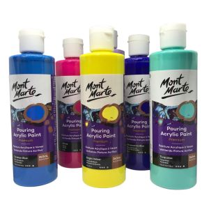 Mont Marte Pouring Acrylic 240ml