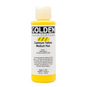 GOLDEN Fluid Acrylic 118ml
