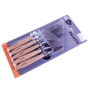 Mont Marte Studio Metal Palette Knife Set