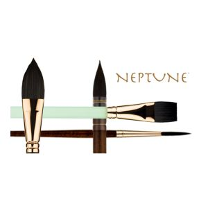 Princeton Brush 4750 - Neptune Synthetic - SH ROUND