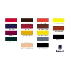 Barnes Opaque Resin Dye 25ml