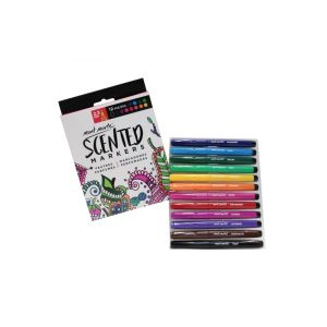 Mont Marte Scented Markers 12pce