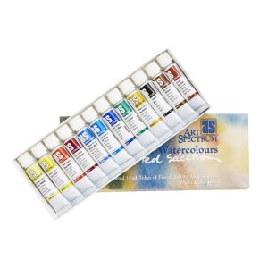 Art Spectrum Watercolour Boxed Set of 12 Assorted