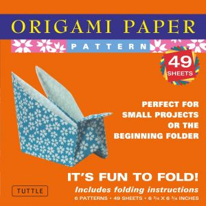 Origami Paper 17 x 17cm - Patterns