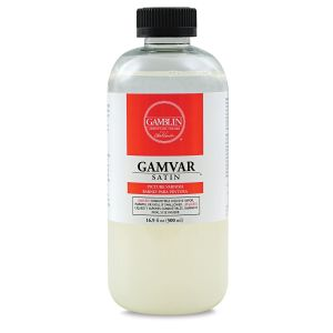 Gamblin Gamvar Picture Varnish 500ml Satin