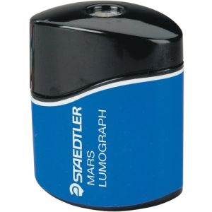 Staedtler Mars Lumograph Single-hole Tub Sharpener