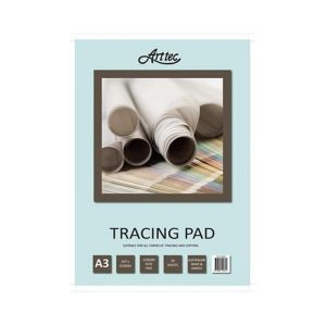 ARTTEC Tracing Pad 110gsm A3
