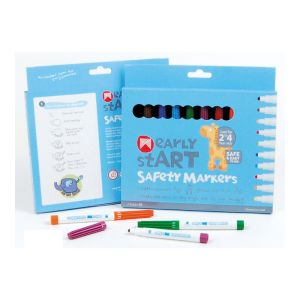 early stART Safety Markers Pack of 10