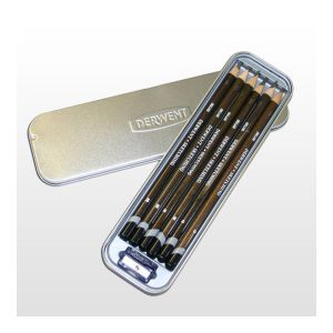 Derwent Sketch Pencil tin 6