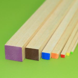 Artmil Balsa SQUARE 915mm Length