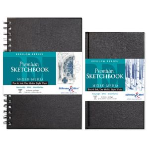 Stillman & Birn Epsilon Sketchbooks