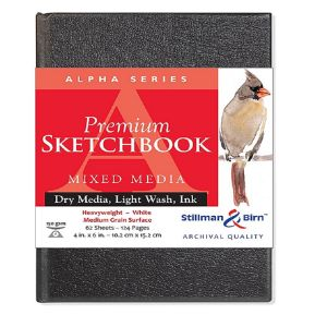 Stillman & Birn Alpha Sketchbooks