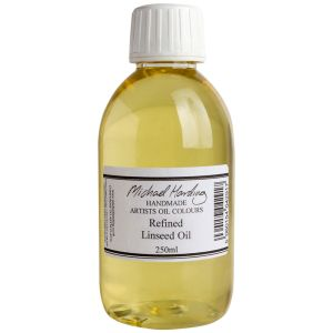 Michael Harding Refined Linseed Oil 250ml