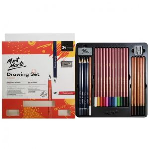 Mont Marte Signature Drawing Set 24pce