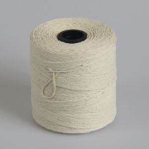 Cream Cotton Twine Fine - 724m