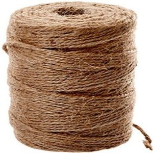 Brown Jute Twine Heavy – 123m