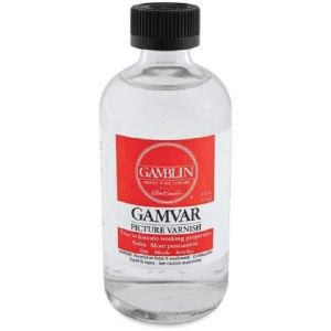 Gamblin Gamvar Picture Varnish 250ml Gloss