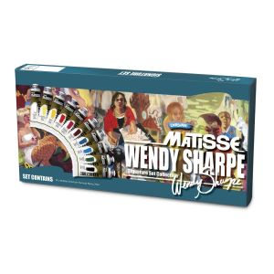 MATISSE STRUCTURE WENDY SHARPE 10 x 75ml
