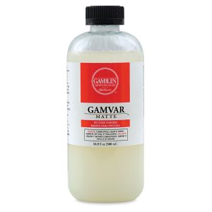 Gamblin Gamvar Picture Varnish 500ml Matt