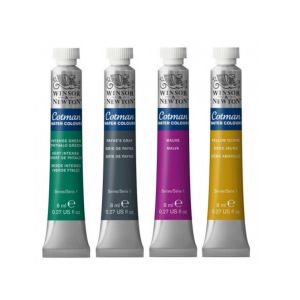 Winsor and Newton Cotman Watercolours 8ml