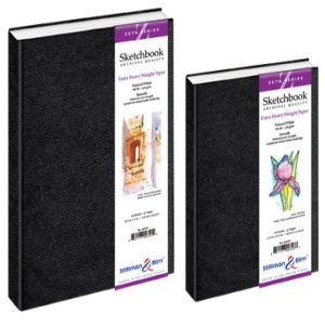 Stillman & Birn Zeta Sketchbooks