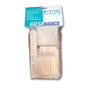 Artmil Balsa BLOCKS and PACKS