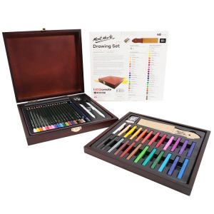 Mont Marte Signature Drawing Set 48pce