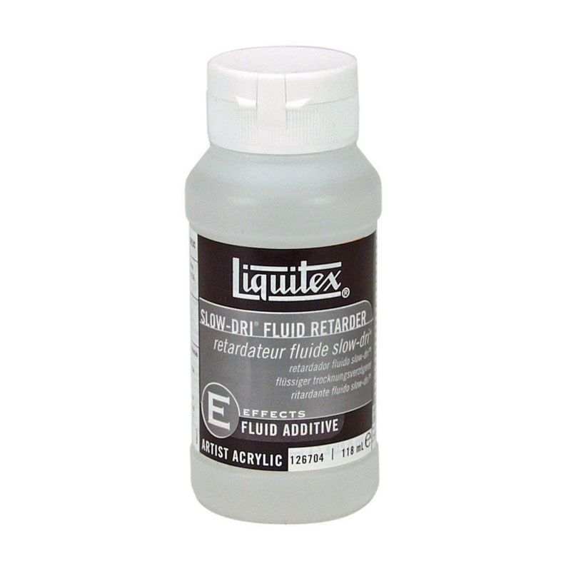 Liquitex Slow Dri-Fluid Retarder Additive 118ml