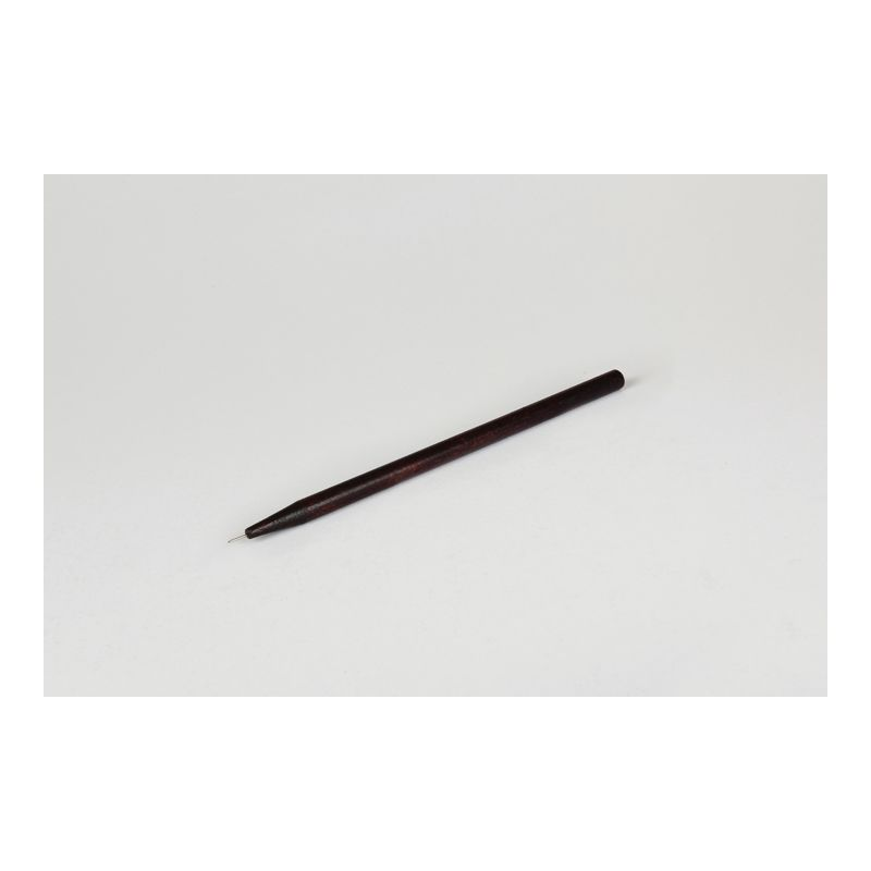 Etching Needle Pencil Type Wood Handle