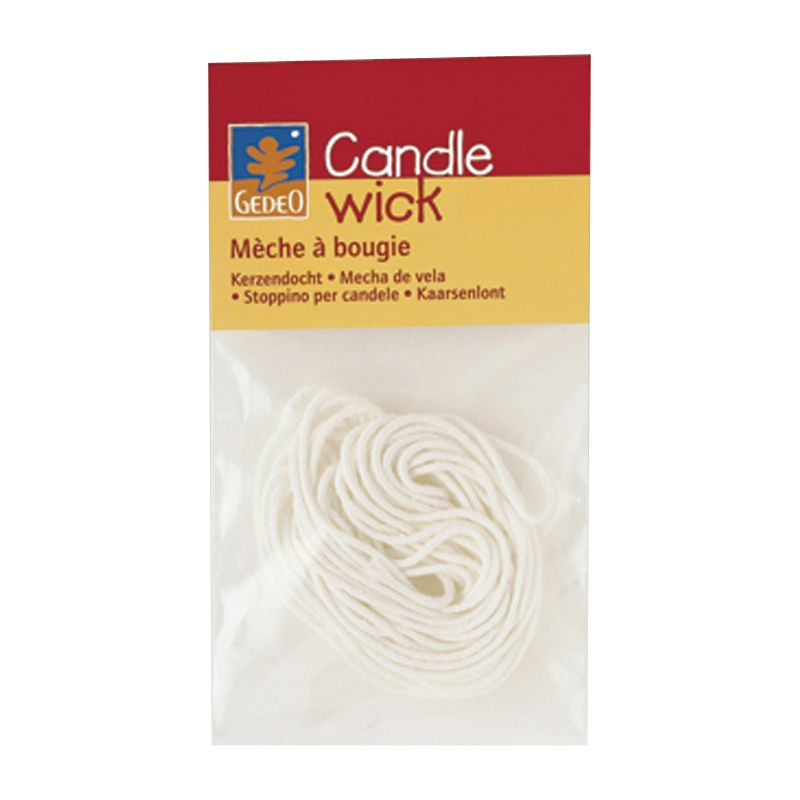 Gedeo Candle Wicks 5m