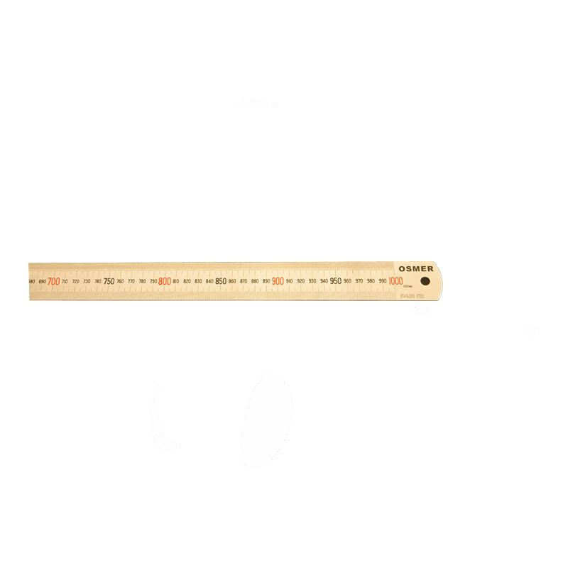 Stainless Steel Rulers - dual