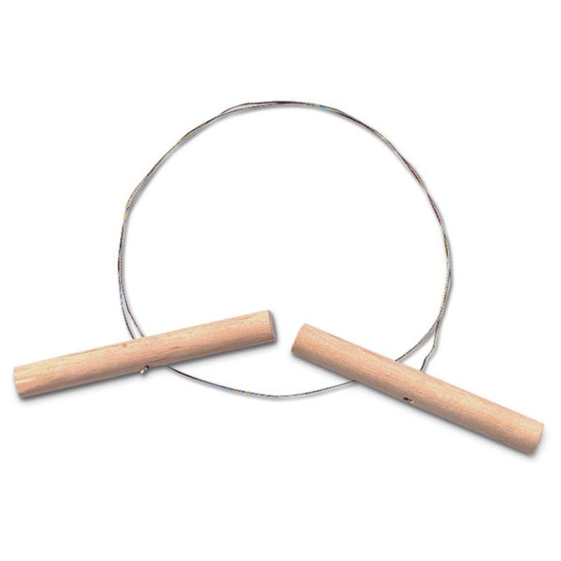 NAM Wire Toggle - wooden handles