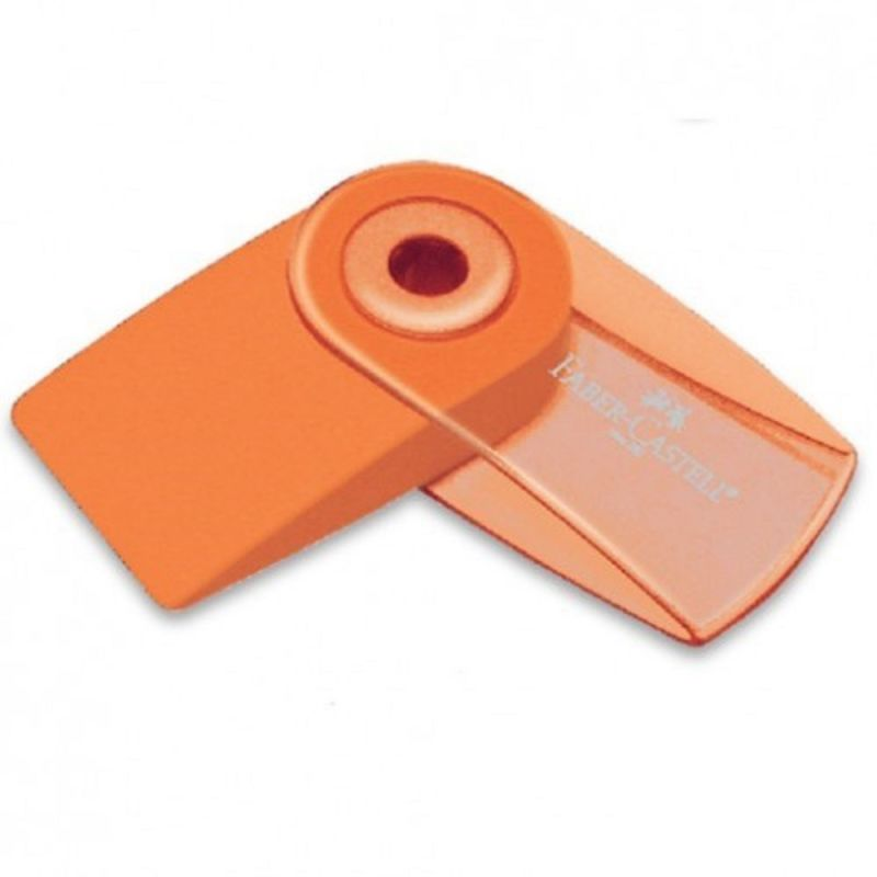 Faber-Castell Eraser Fluoro with Sleeve_