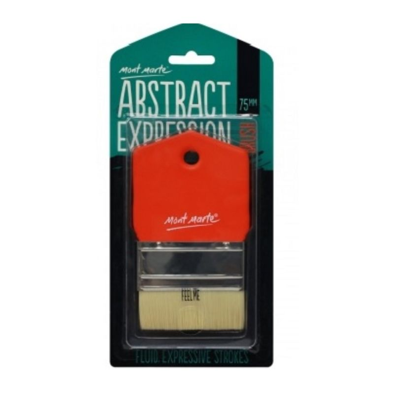Mont Marte Abstract Expression Brush - 75mm