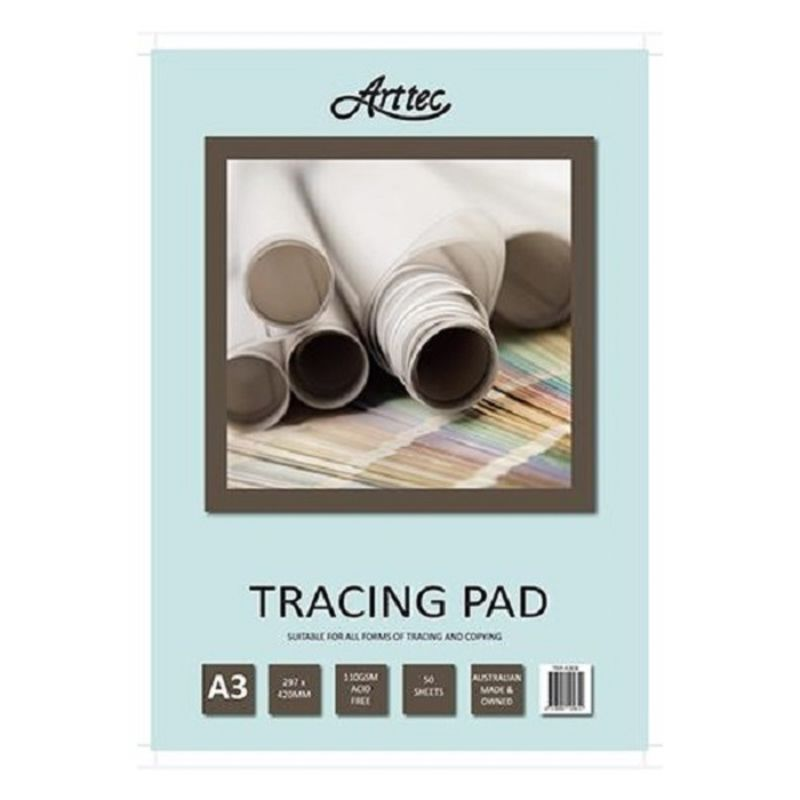 ARTTEC Tracing Pad A3 70gsm