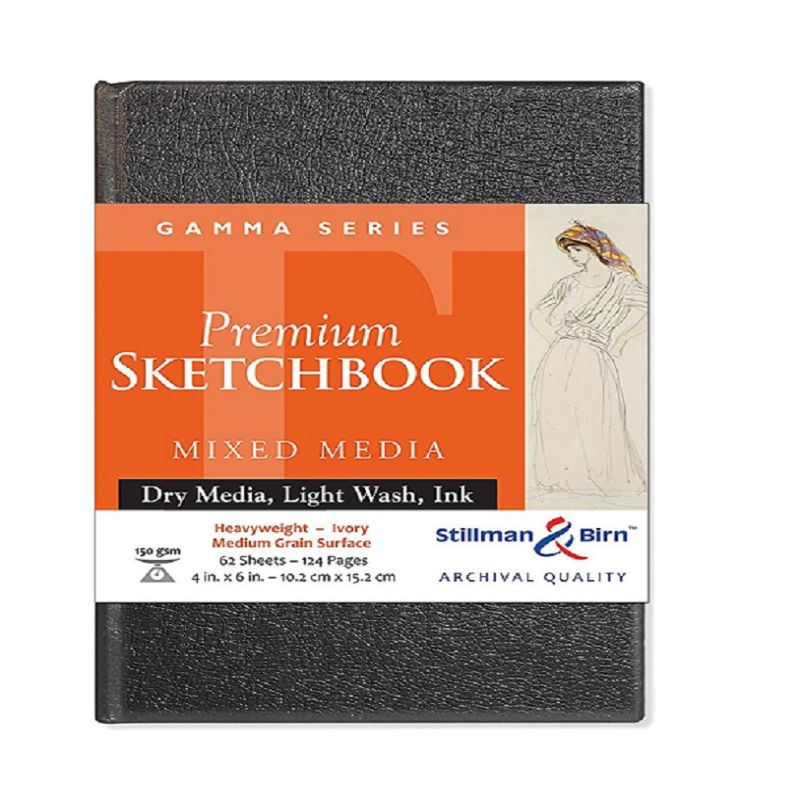 Stillman & Birn Gamma Sketchbooks