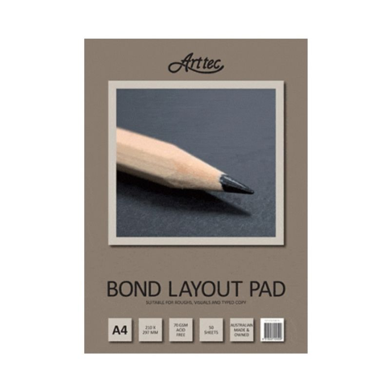 ARTTEC Bond Layout Pad A2