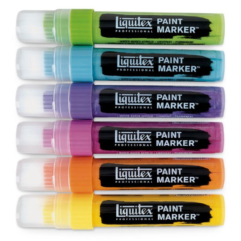 Liquitex Paint Markers WIDE