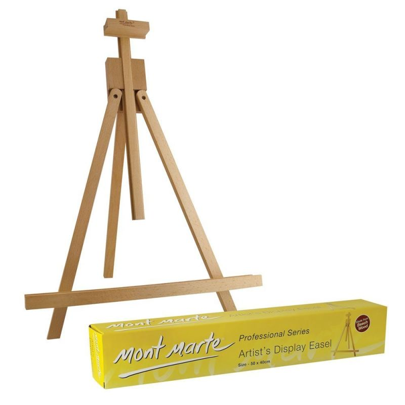 Mont Marte Table Easel Beech