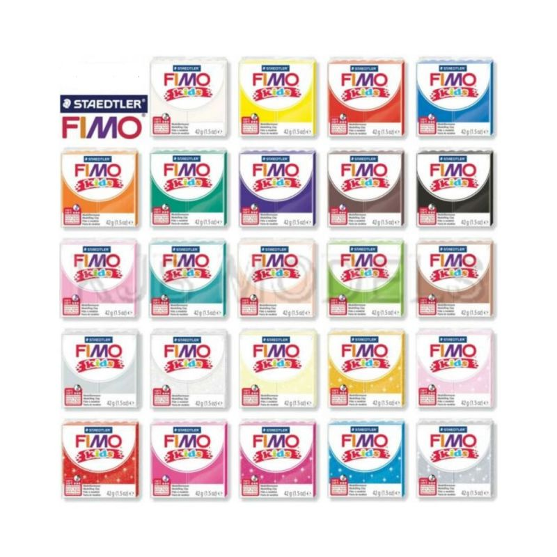 Staedtler FIMO Kids 42g - various colours