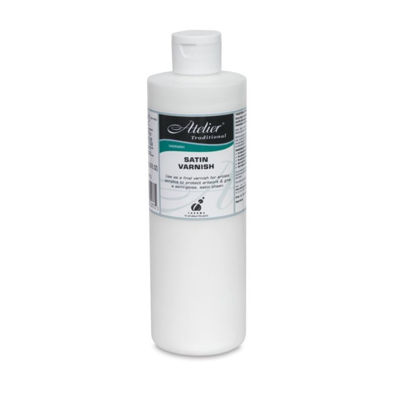 Atelier 1 Litre Satin Varnish