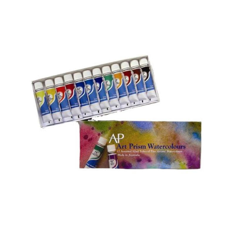 ART PRISM Watercolour SET of 12 Assorted