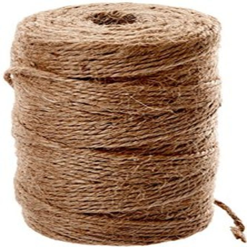 Venus Brown Jute Twine Heavy – 123m