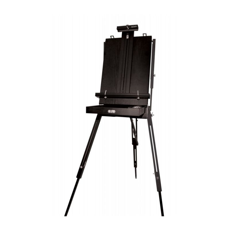 Mont Marte Black French Box Easel