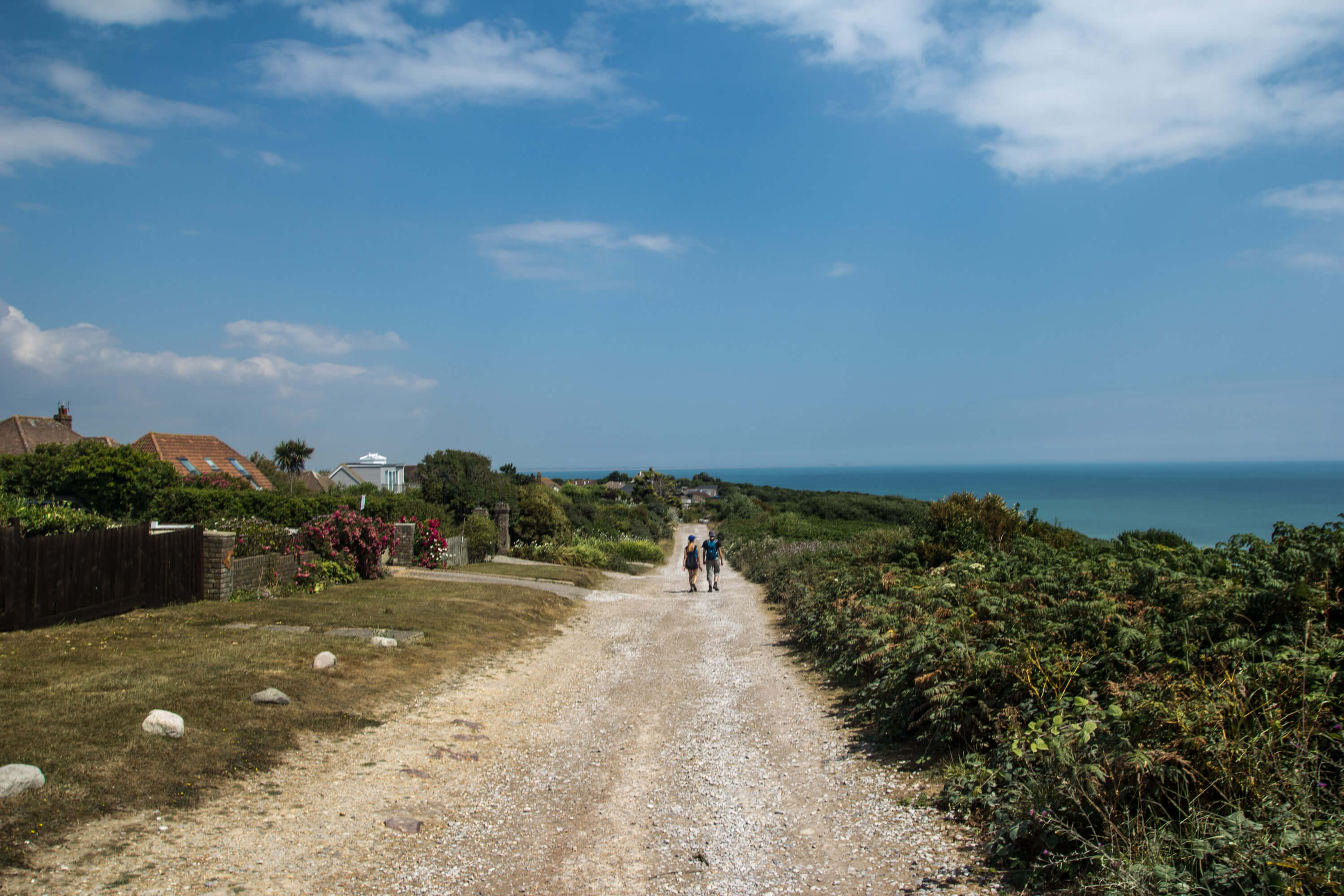 Hastings to Rye