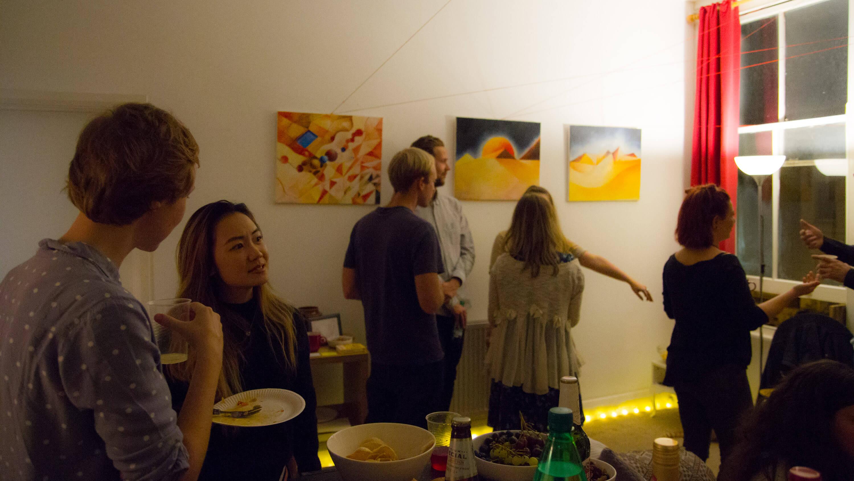 Art house, 22nd September 2018