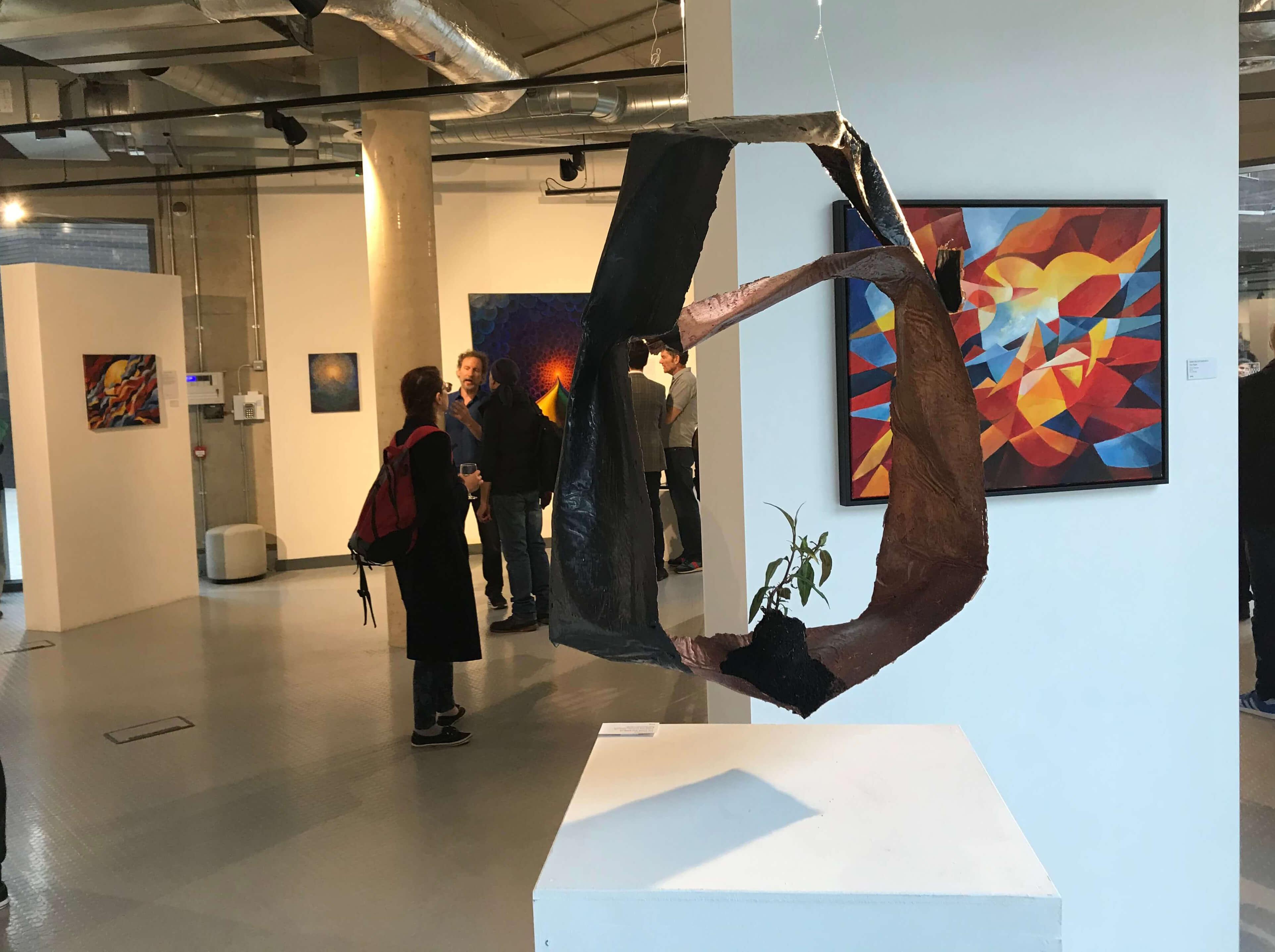 Siméon Artamonov at Trinity Art Gallery