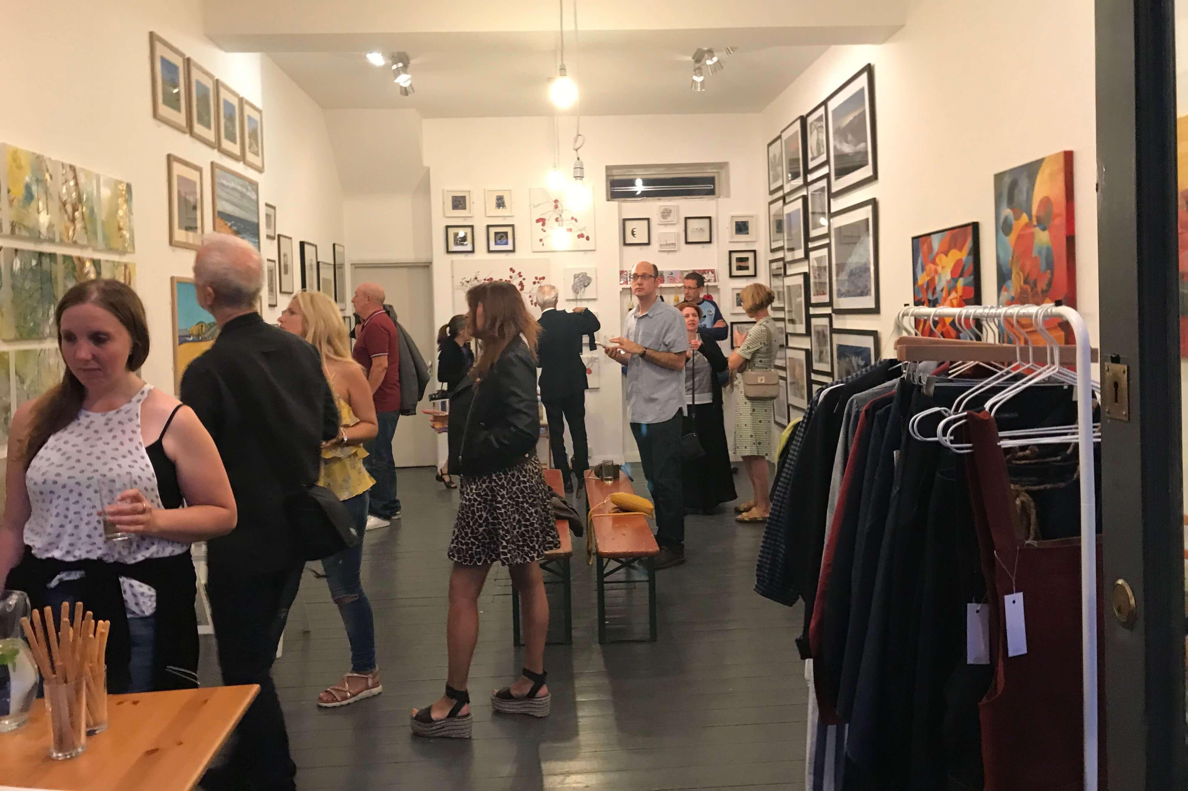 Siméon Artamonov at Nunhead Popup Art Show - Gallery 32 and Nunhead Art Trail 2019, from 20/09/2019 to 19/10/2019