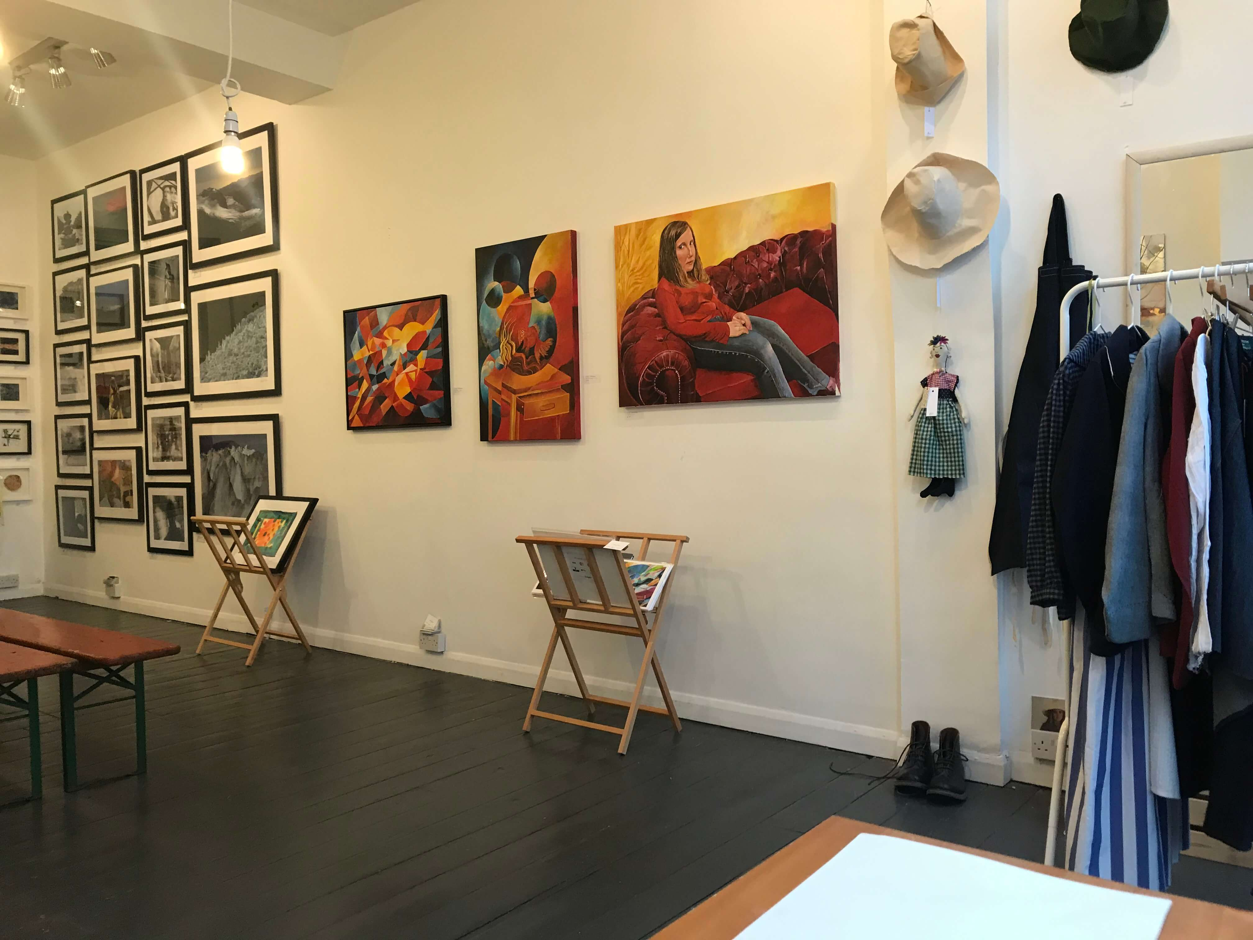 Siméon Artamonov at Nunhead Popup Art Show - Gallery 32 and Nunhead Art Trail 2019, from 20/09/2019 to 19/10/2019